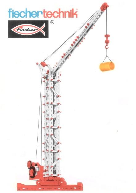 fischertechnik Construction Set Manuals and Model Instructions