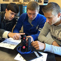 Project- Based Learning  featuring fischertechnik Education STEM PREP & STEM Engineering